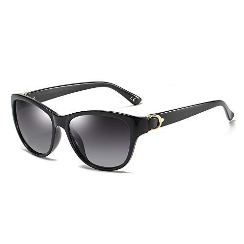 BLEVET Gafas Sol De Moda Polarizadas Para Mujer Protección