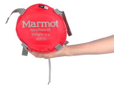 Marmot Kunstfaserschlafsack Nano Wave 45 long, 21480-6278 - 5
