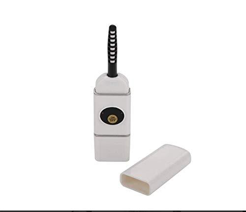 AHUO Elektrischer Wimper-Lockenwickler, USB, Das Doppeltemperatur-Justierbares Tragbares Wimper-Verfassungs-Kosmetik-Werkzeug Auflädt (Usb-lockenwickler)