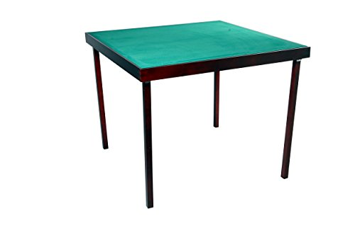 TABLE DE BRIDGE PLIABLE 100x100x72CM