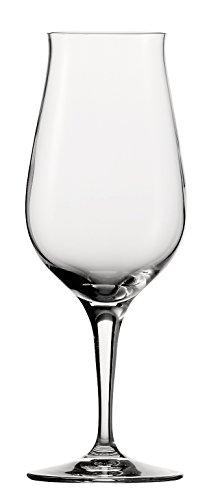 Spiegelau & Nachtmann, 2-teiliges Whiskybecher-Set, Snifter Premium mit gezogenem Stiel, 4460167