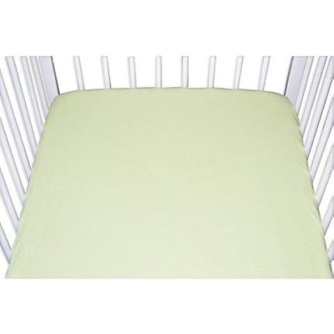 Poyet Motte-1391-DH Jersey, 60/120 cm, colore: verde anice