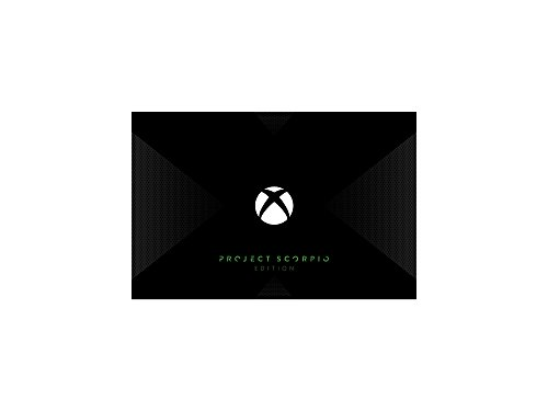 Xbox One X - Project Scorpio Edition - Console 1 TB