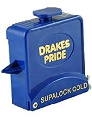 Drakes Pride Bleu 9m supalock Gold Mètre ruban mesure * * * * * * * * * * * * * * * *