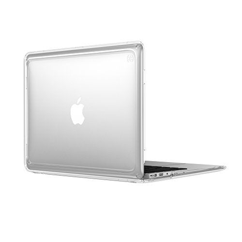 Speck Products 92382-5085 Presidio Clear Laptop Case, MacBook Air 13