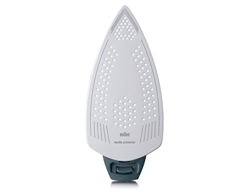 Braun Premium-Bügelsohlen, Oberflächenschutzantihaftbeschichtungen und Flecken Glanz, kompatibel mit Dampfbügeleisen Series 7 Tex - Style