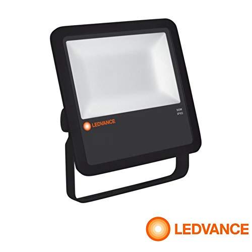 LEDVANCE LED-Fluter 4000K IP65 BK FLOODL90W4000KBKIP65 -