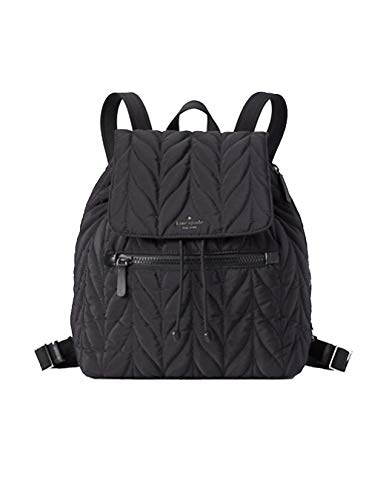 ge Black Nylon Backpack ()