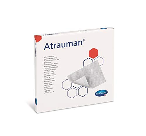 Hartmann Pflaster Atrauman Ag 7,5x 10cm Pack 10
