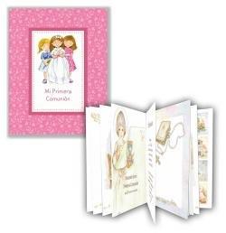 Edicromo - Álbum/Libro de Comunión Personalizable (21520)