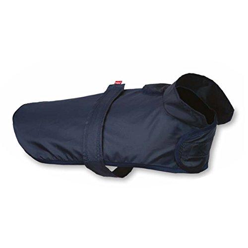 A-PLAY BRISTOL Regenmantel Hundekleidung Wasserdicht Hunde Kleidung Warme (Beagle(48 x 36-56 x 42-77cm), Dunkelblau)