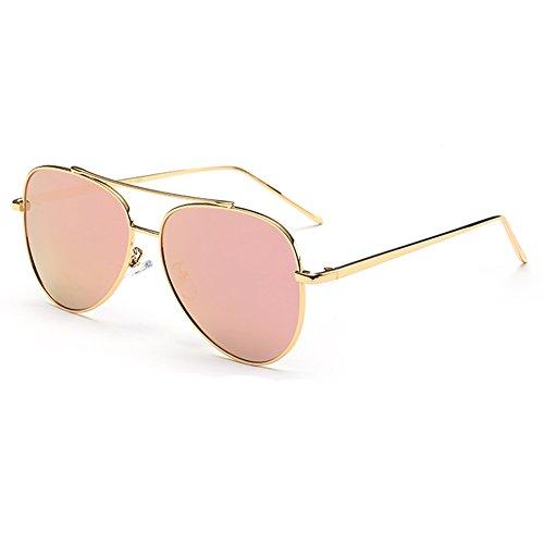 Highdas las nuevas mujeres de la aleacion de las gafas de sol polariza