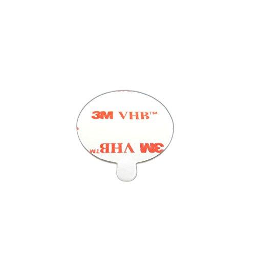 Preisvergleich Produktbild 3M 4950 VHB doppelseitiges Klebeband Montage Klebestreifen Klebepads Durchmesser 15mm 30 Stück