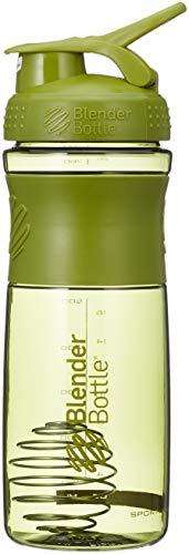 BlenderBottle Sportmixer Tritan Shaker   Protein Shaker   Wasserflasche   Diät shaker Moss (28oz / 820ml) (Smoothie Hand Blender)