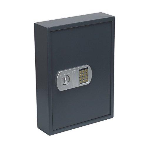Preisvergleich Produktbild Sealey SEKC100 Aktenschrank,  elektronischer Schlüsselsafe Kapazität 100 Schlüssel