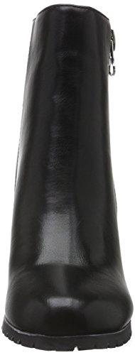 Buffalo B106c-45 P1735a Pu, Bottes Classiques femme Noir - Schwarz (Black 33)