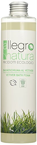 Allegro Natura Bagnoschiuma Vetiver