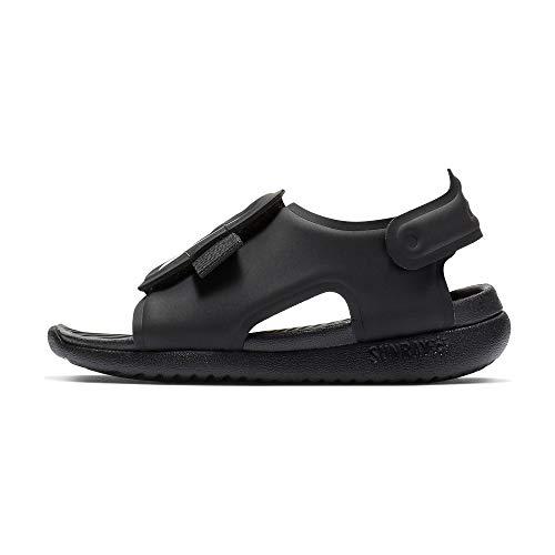 buy popular a66c7 ac7e4 Nike Sunray Adjust 5 (TD), Sandales bébé garçon, Noir (Black