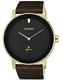 Citizen Analog Black Dial Men's Watch-BE9182-06E
