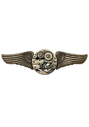 Elope Steampunk Brosche Pin (Kostüm Cog)