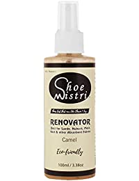 Shoe Mistri Shoe Renovator – Suede, Nubuck, Canvas, Knit and most other absorbent Fabrics