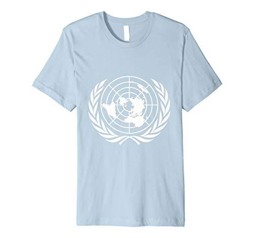 Vereinten Nationen UNO Weltfrieden T-Shirt