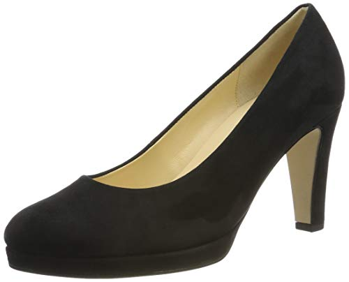 Gabor Shoes Damen Gabor Fashion Pumps, Schwarz (Schwarz 17), 40 EU