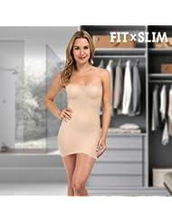 Vestido Moldeado Body & Breast Discreet Shaper