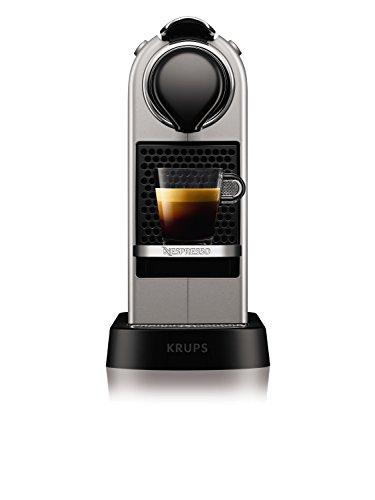 Krups YY2733FD Nespresso Citiz Espresso Automatique Argent