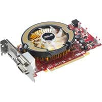ASUS EAH5750/2DIS/1GD5 Carte graphique Radeon HD 5750 PCI Express 2.1 x16 1 Go GDDR5 Digital Visual Interface, HDMI, DisplayPort ( HDCP )