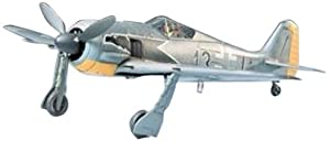 Tamiya - Juguete de aeromodelismo Escala 1:48 (61037) Importado
