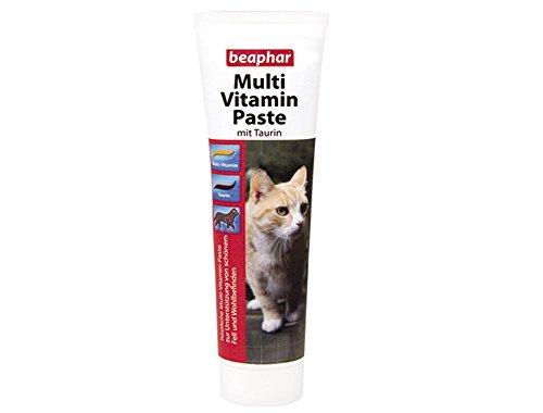 Beaphar Multi-Vitamin-Paste Katze, 250g