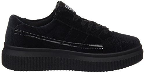 bass3d Damen 041379 Sneaker Black (Schwarz)