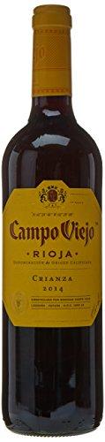 Campo Viejo - D.O.C.- Vino Rioja Crianza Tinto - 0,75 L