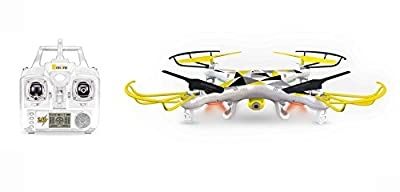 mondo 63332 helicopter r/c drone x31.0 with camera wifi 30x30