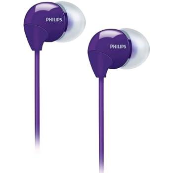 Philips SHE3590PP/98 In-Ear Headphone (Purple)