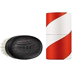 OAK BEARD BRUSH SOFT I Cepillo para barba (92 x 51 mm): Da forma a las barbas cortas con cerdas suaves para proteger la piel. Estilismo de barba para hombres con barba corta o piel sensible.