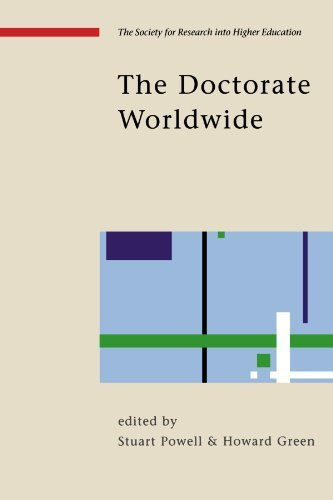 The Doctorate Worldwide (SRHE and Open University Press Imprint) by Stuart Powell (2007-06-01)