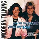 "MODERN TALKING / You´re My Heart, You´re My Soul/ Instrumental / 1984 / Bildhülle /HANSA # 106 884 / Deutsche Pressung / 7"" Vinyl Single Schallplatte /"