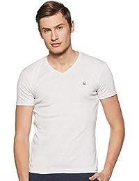 United Colors of Benetton Men's Plain Regular fit T-Shirt