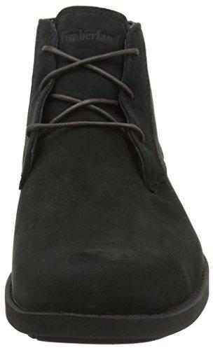 Timberland Fitchburg Waterproof, Bottes Chukka Homme Noir - Noir