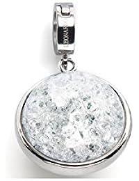 Leonardo Jewels Damen-Anhänger Edelstahl + Glas Snowball Darlin's