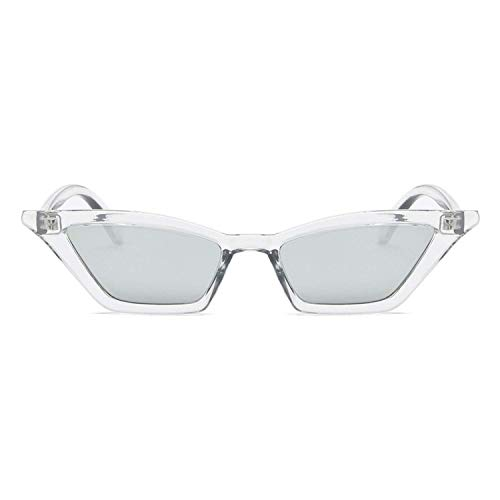 WERERT Sportbrille Sonnenbrillen Vintage Sunglasses Women Sun Glasses Retro Small Red Ladies Sunglass Black Eyewear - Versace Red Lens