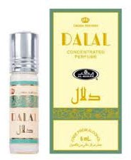 Dalal Perfume Oil - 6ml by Al Rehab