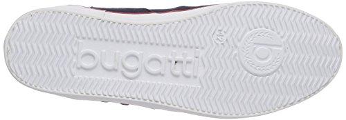 Bugatti F48616 Herren Slipper Blau (navy 423)