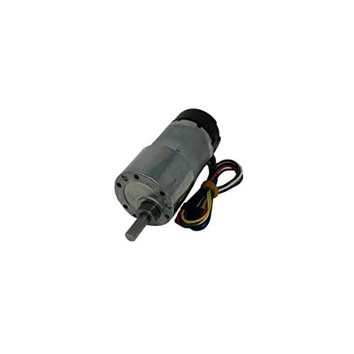 POLOLU-2827 Motor DC with gearbox 12VDC 1311 80rpm max.1.77Nm 5A POLOLU/FBA