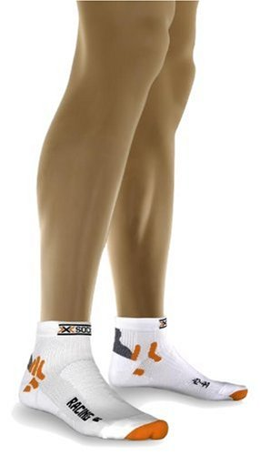X-Socks Funktionssocken Biking Racing, White, 35/38, X020002