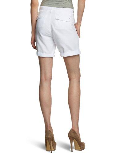 GAS Damen Bermuda 375161 100830 JISI SHORT 0001 Weiß (WHITE 0001)