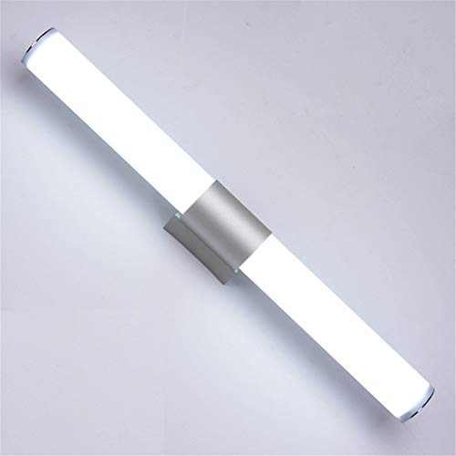 WYDM Moderne LED Wandleuchten Badezimmer LED Spiegelleuchte AC85-265V Acryl LED Röhre Wandleuchte Badezimmer Make-up Beleuchtung - Lichtbalken Badezimmer Für