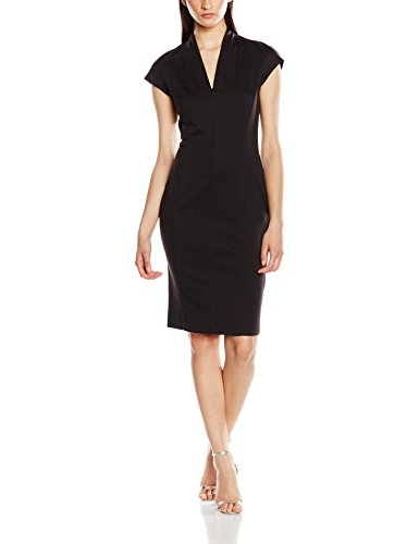 trussardi-jeans-donn-56a5849-robe-femme-noir-46